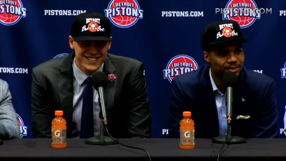 #Trending: 2016 Draft Picks Press Conference