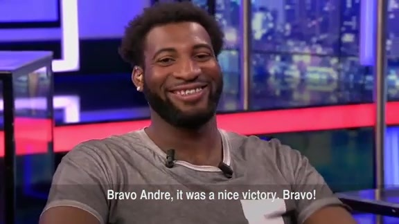 NBA Diary: Andre Drummond