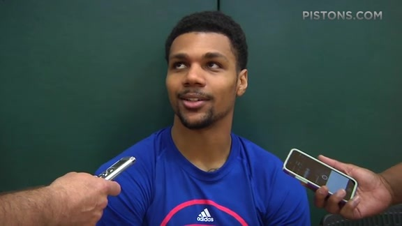 #Trending: Michael Gbinije on Summer League