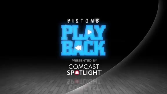 Pistons Playback: Pistons vs. Heat
