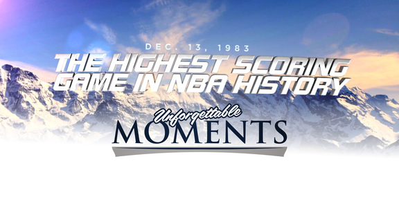 Unforgettable Moments: NBA's Highest Scoring Game