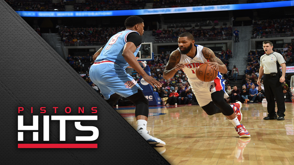 Pistons Hits: Detroit Heart