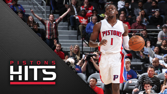 Pistons Hits: Detroit Proud