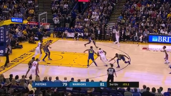 Pistons Playback, crafted by Flagstar: Pistons at Warriors