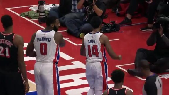 Pistons Playback, crafted by Flagstar: Pistons vs. Heat