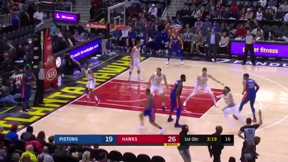 Pistons Playback, crafted by Flagstar: Pistons at Hawks