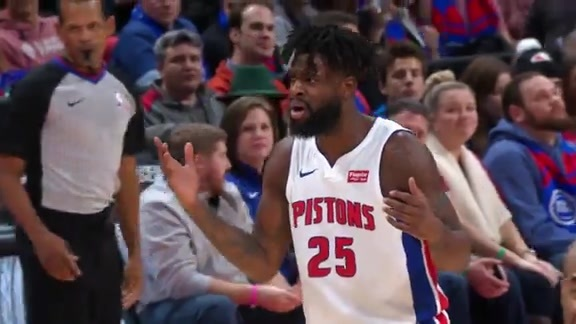 Pistons Playback crafted by Flagstar: Pistons vs Knicks