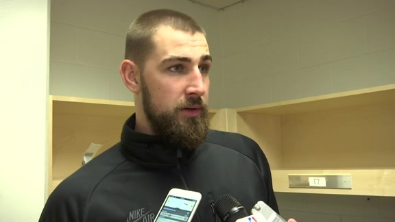 Raptors Post-Game: Jonas Valanciunas - October 5, 2015