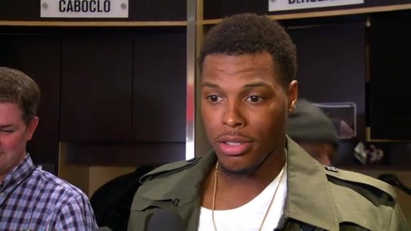 Raptors Post-Game: Kyle Lowry - November 25, 2015