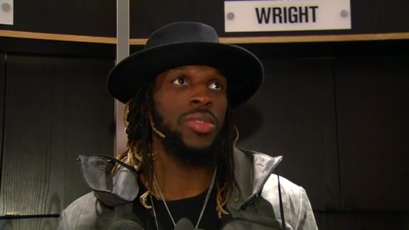 Raptors Post-Game: DeMarre Carroll - November 25, 2015