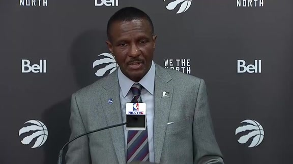 Raptors Post-Game: Dwane Casey - November 25, 2015