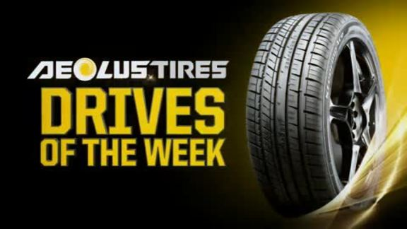 Aeolus Tires Drives of the Week - November 27, 2015