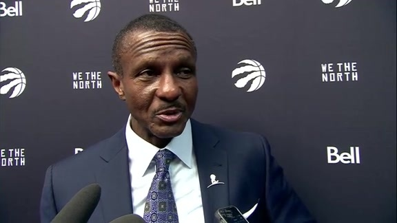 Raptors Post-Game: Dwane Casey - November 28, 2015