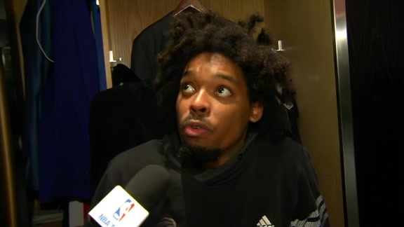 Raptors Post-Game: 	Lucas Nogueira - December 5, 2015