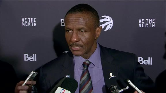 Raptors Post-Game: Dwane Casey - February 2, 2016