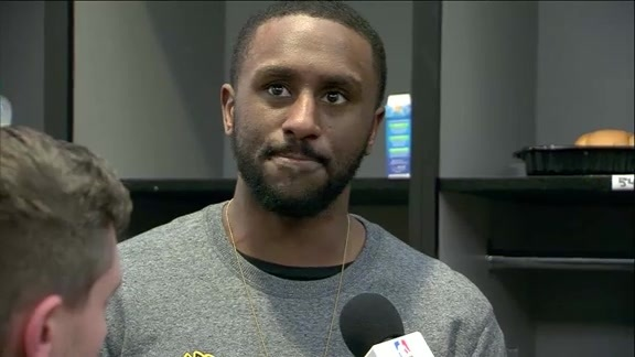 Raptors Post-Game: Patrick Patterson - February 2, 2016