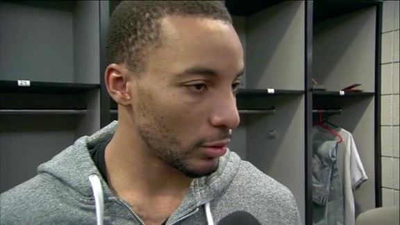 Raptors Post-Game: Norman Powell - February 2, 2016