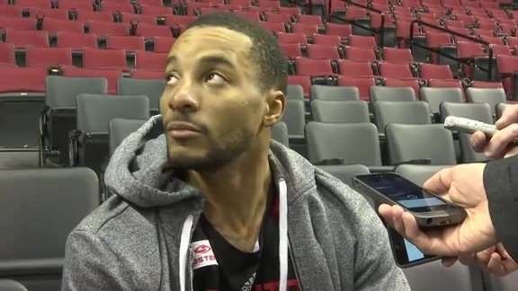 Raptors Shootaround: Norman Powell - February 4, 2016
