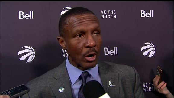 Raptors Post-Game: Dwane Casey - February 4, 2016