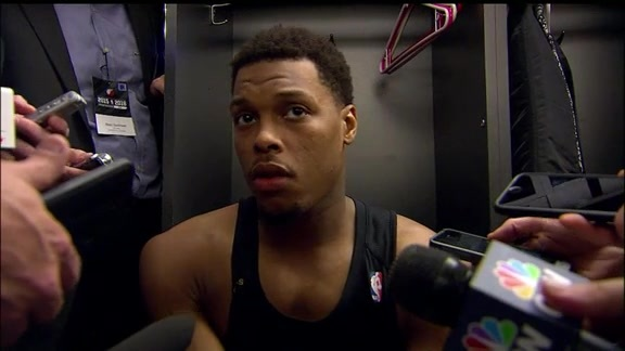 Raptors Post-Game: Kyle Lowry - February 4, 2016