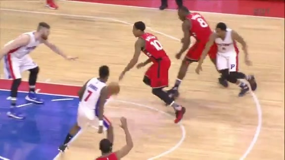 Raptors Highlights: DeRozan Spins And Scores - February 8, 2016