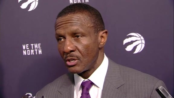 Raptors Post-Game: Dwane Casey - February 8, 2016