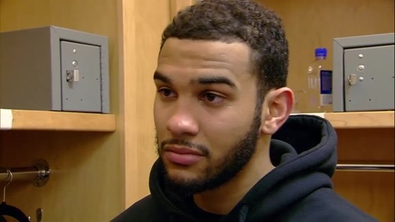 Raptors Post-Game: Cory Joseph - February 8, 2016