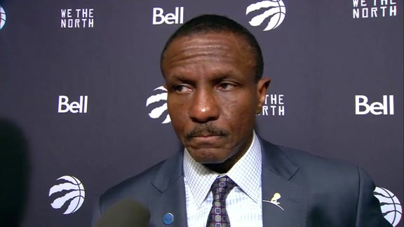 Raptors Post-Game: Dwane Casey - February 10, 2016