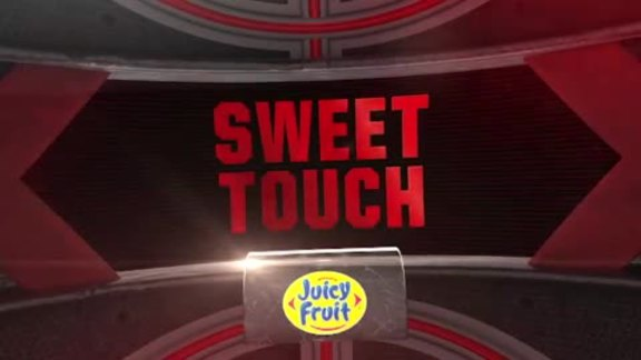 Juicy Fruit Sweet Touch: Play of the Game - February 10, 2016