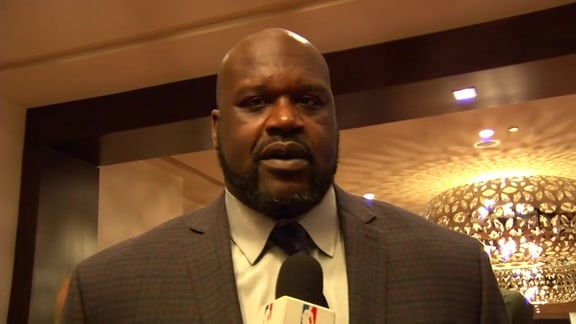 NBA All-Star: Shaquille O'Neal - February 12, 2016
