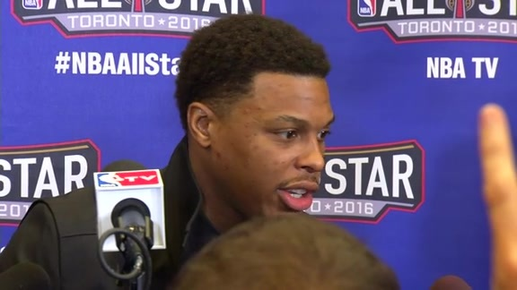 NBA All-Star: Kyle Lowry - February 12, 2016