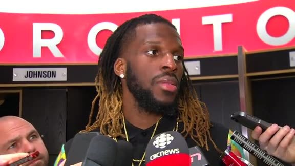 Raptors Post-Game: DeMarre Carroll - April 26, 2016