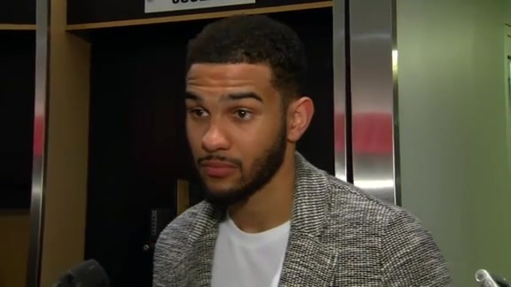 Raptors Post-Game: Cory Joseph - April 26, 2016