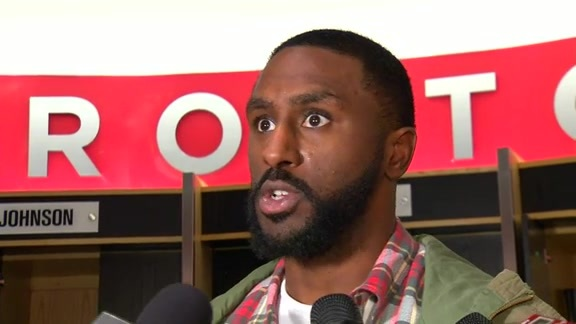 Raptors Post-Game: Patrick Patterson - May 1, 2016
