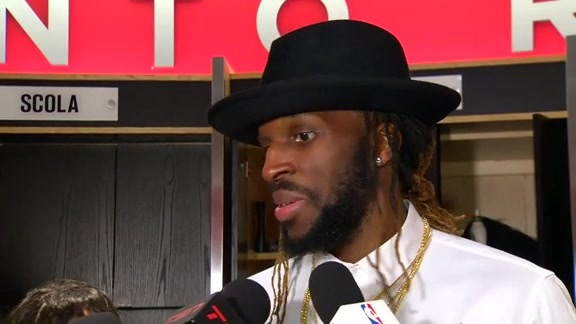 Raptors Post-Game: DeMarre Carroll - May 1, 2016
