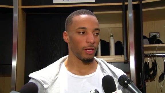 Raptors Post-Game: Norman Powell - May 1, 2016