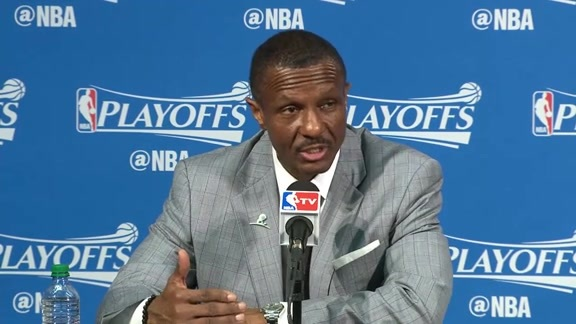 Raptors Post-Game: Dwane Casey - May 5, 2016