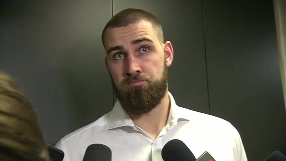 Raptors Post-Game: Jonas Valanciunas - May 25, 2016
