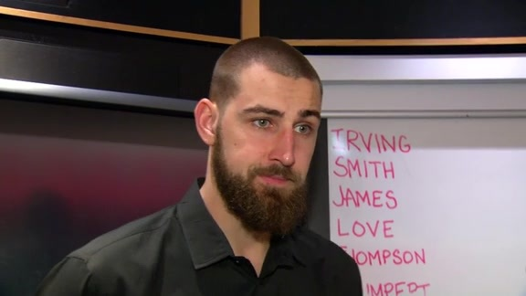 Raptors Post-Game: Jonas Valanciunas - May 27, 2016