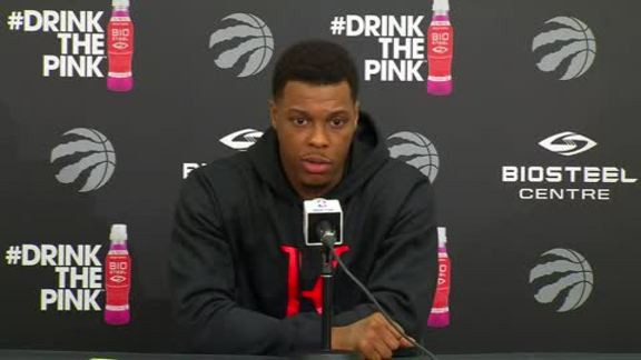 Raptors Locker Clean Out: Kyle Lowry - May 28, 2016