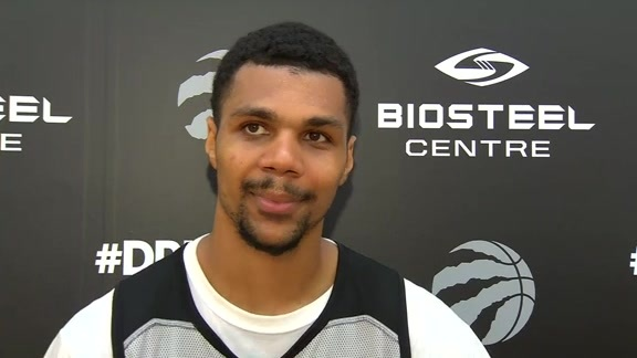 Pre-Draft Workouts: Michael Gbinije - June 14, 2016