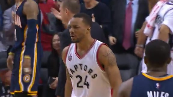 Raptors Highlights: Norman Powell's Top 10 Plays