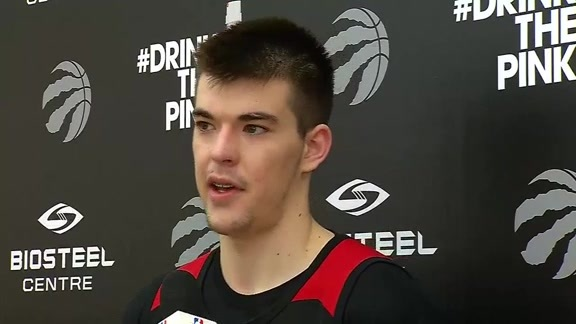 Pre-Draft Workouts: Ivica Zubac - June 21, 2016