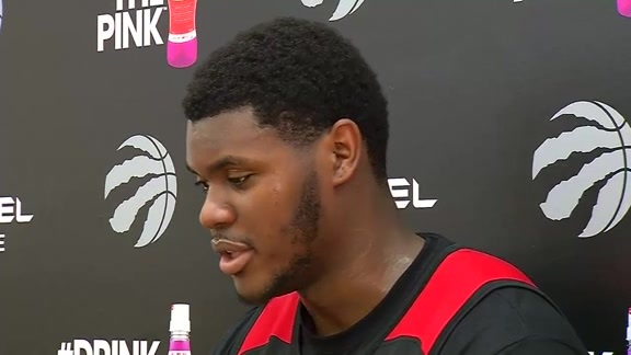 Pre-Draft Workouts: Diamond Stone - June 6 ,2016