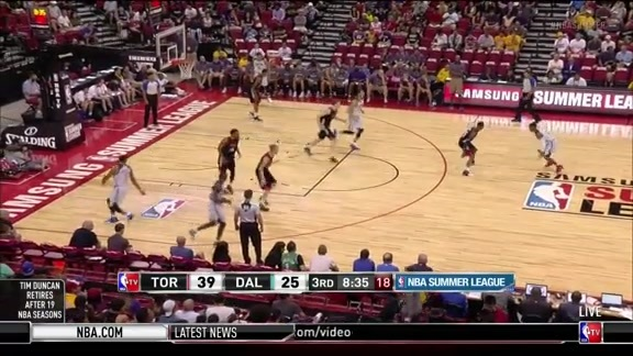 Poeltl Monster Slam - July 11, 2016
