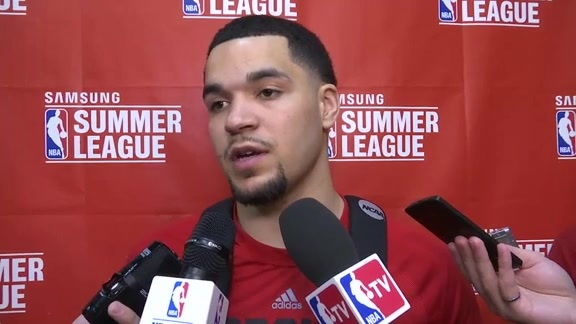 Raptors Summer League: Fred VanVleet  - July 11, 2016
