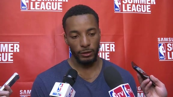 Raptors Summer League: Norman Powell- July 11, 2016