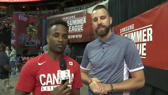 Raptors Summer League: Game Breakdown - July 11, 2016