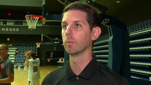 Raptors 905 Open Tryout: Dan Tolzman - September 10, 2016