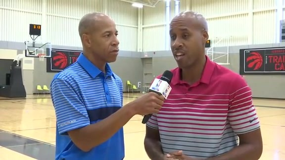 Raptors Training Camp: Day 2 Recap - September 28, 2016